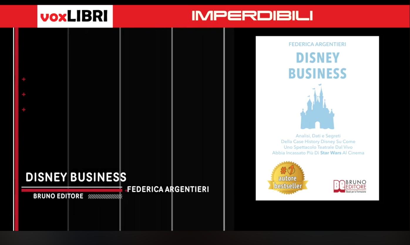 Disney Business nella rubrica di Vox Libri