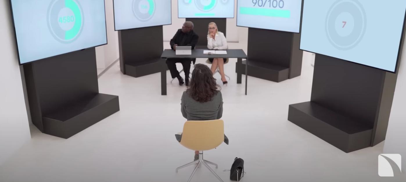 Com'è nato il concept di un video virale su un colloquio di lavoro