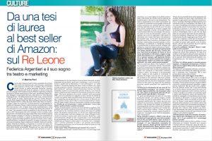La mia intervista per il7 Magazine