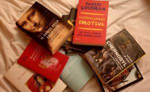 4 libri interessanti che ho letto quest'estate